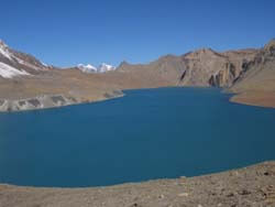 Tilicho Lake in Annapurna Circuit Trek