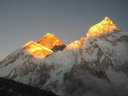 Everest View 8848m