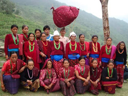 Mother Group of Gurung Community