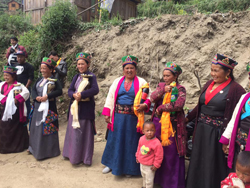 Tamang Dress-up of Tamanag Heritage Trail