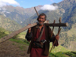 Tamang Heritage Local Man