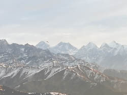 Mt Everest View From Pikey Peak