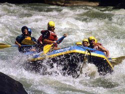 2 Days Kaligandaki Rafting