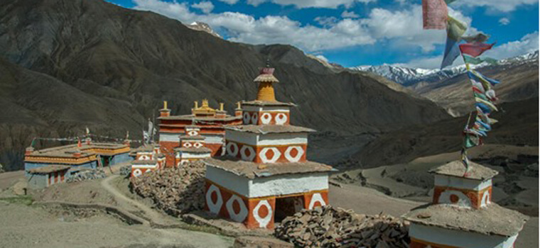 She Gompa Upper Dolpo Trek